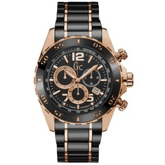 Gc Guess Collection Y02014G2MF Sport Racer mens watch 45 mm