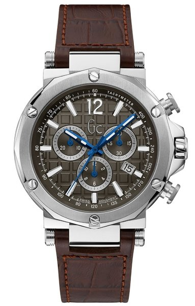 Gc Guess Collection Gc Guess Collection Y53004G1MF Spirit mens watch 44 mm