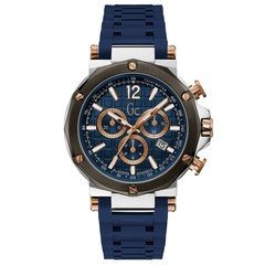 Gc Guess Collection Y53007G7MF Spirit mens watch 44 mm