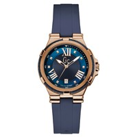 Gc Guess Collection Gc Guess Collection Y34001L7 Structura Cable Damen Uhr 36 mm
