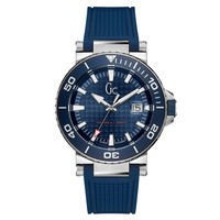 Gc Guess Collection Gc Guess Collection Y36003G7 Diver Code mens watch 44 mm