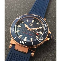 Gc Guess Collection Gc Guess Collection Y36004G7MF Diver Code Herren Uhr 44 mm