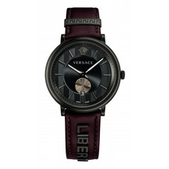 Versace VBQ040017 V-Circle Manifesto mens watch 42 mm
