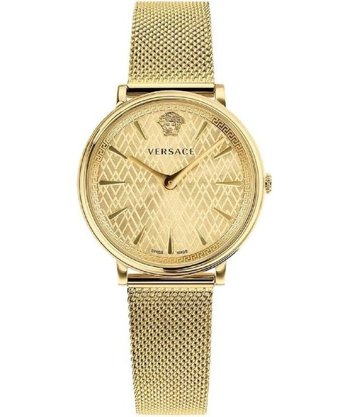 Versace Versace VE8100619 V-Circle ladies watch 38 mm