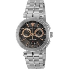 Versace VE1D01019 Aion mens watch chronograph 45 mm