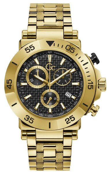 Gc Guess Collection Gc Guess Collection Y70004G2MF Gc One Herren Uhr 44 mm