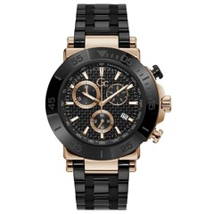 Gc Guess Collection Y70002G2MF Gc One mens watch 44 mm