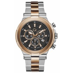 Gc Guess Collection Y23003G2MF Gc Structura mens watch 44 mm