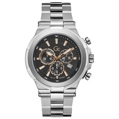 Gc Guess Collection Y23002G2MF Gc Structura mens watch 44 mm