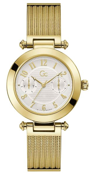 Gc Guess Collection Gc Guess Collection Y48003L7MF Prime Chic Damen Uhr 36 mm