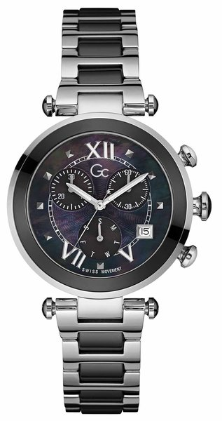 Gc Guess Collection Gc Guess Collection Y05005M2MF Lady Chic Damen Uhr 36 mm