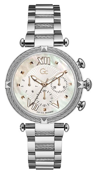 Gc Guess Collection Gc Guess Collection Y16001L1MF Cable Chic Ladies watch 38 mm