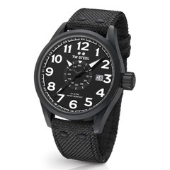 TW Steel VS42 Volante men's watch black 48mm