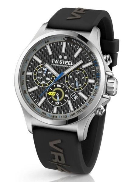 TW Steel TW Steel TW938 VR46 Valentino Rossi chronograph watch 45mm DEMO