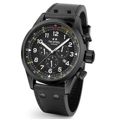 TW Steel Swiss Volante SVS205 chronograph watch 48mm