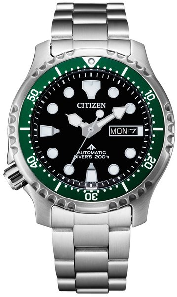 Citizen Citizen NY0084-89EE Promaster Marine automatic mens watch  42 mm