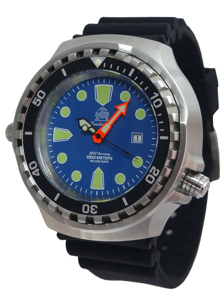 Tauchmeister Tauchmeister T0323 quartz diver watch 52 mm