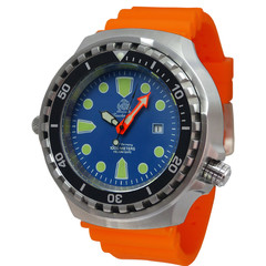Tauchmeister T0323OR quartz diver watch 1000M