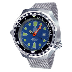 Tauchmeister T0323MIL quartz diver watch 1000M