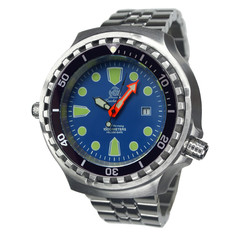 Tauchmeister T0323M quartz diver watch 1000M