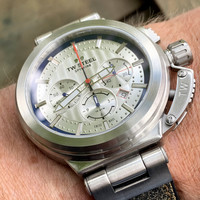TW Steel TW Steel ACE201 Spitfire Swiss Made automatic chronograph 46 mm Men's Watch