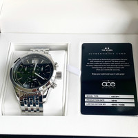 TW Steel TW Steel ACE311 Aternus Swiss Made chronograph men's watch 45mm DEMO