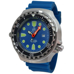 Tauchmeister T0323BLU quartz diver watch