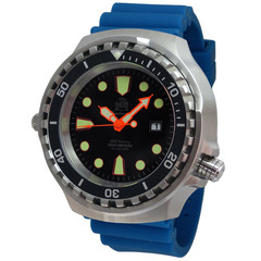 Tauchmeister T0300BLU quartz diver watch