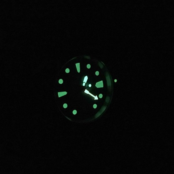 Tauchmeister Tauchmeister T0315BLU automatic diver watch 52 mm