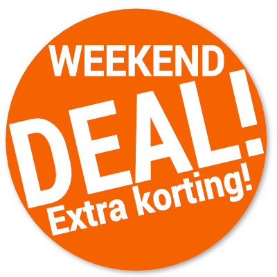 WatchXL Weekenddeal