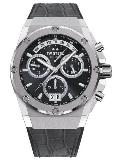 TW Steel ACE110 Swiss Made quartz horloge