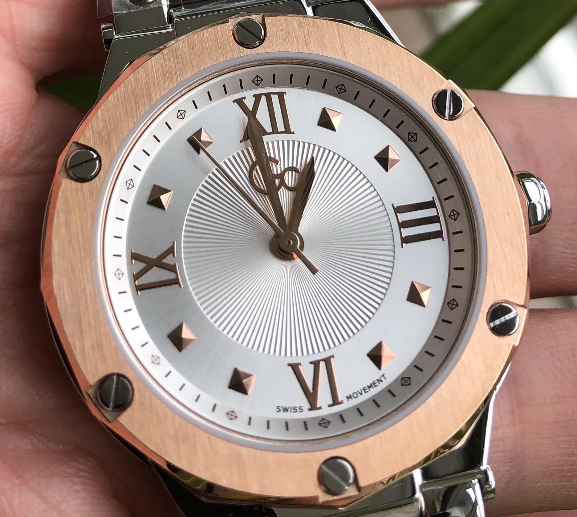 Gc Y60002L1MF dames horloge