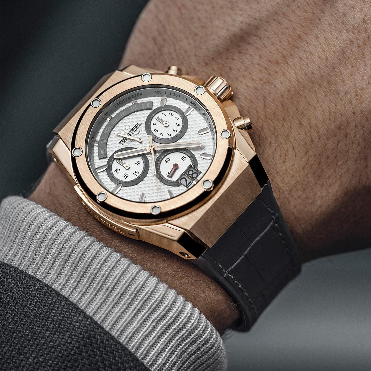 Luxe horloge: de TW Steel ACE112 Genesis