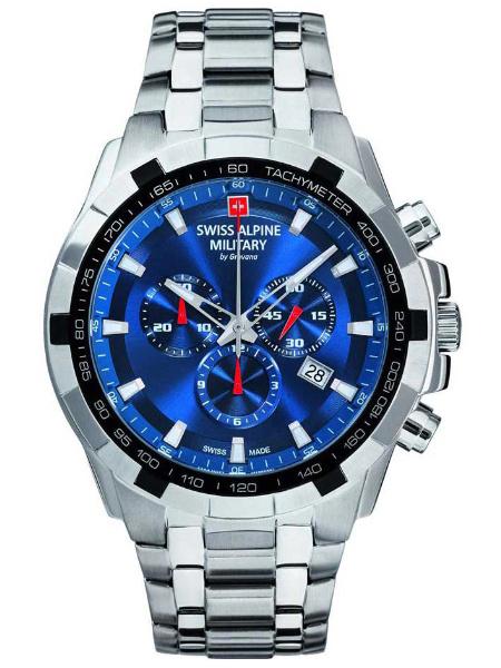 Mannen horloges Swiss Alpine Military horloge 7043.9135