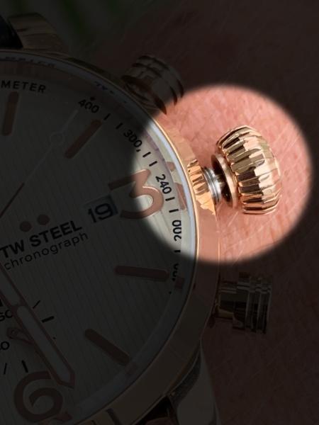 Waterdicht horloge: sluit wel je kroon