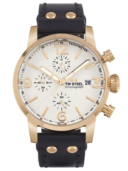 TW Steel TW Steel MS73 Maverick Chronograph Uhr 45 mm DEMO