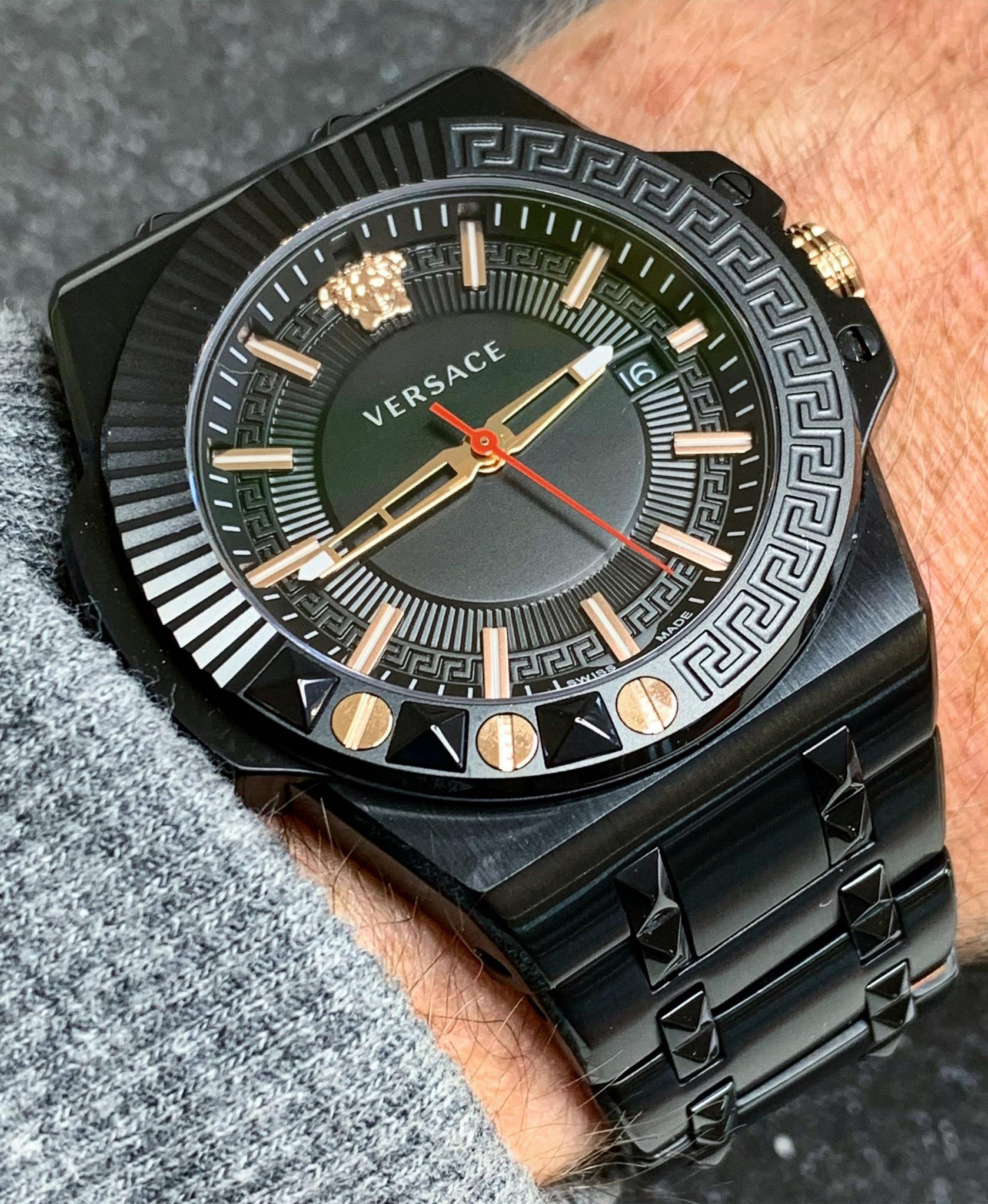 Versace horloge