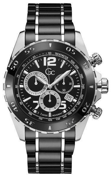 Gc Guess Collection Gc Guess Collection Y02015G2MF Sport Racer Herren Uhr 44 mm
