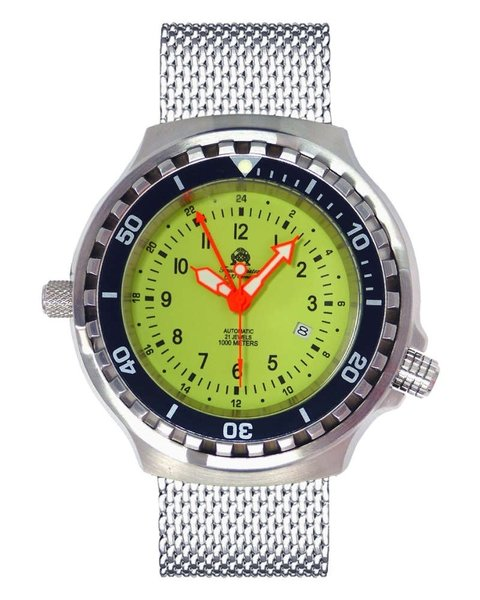 Tauchmeister Tauchmeister T0313MIL automatic diver watch DEMO