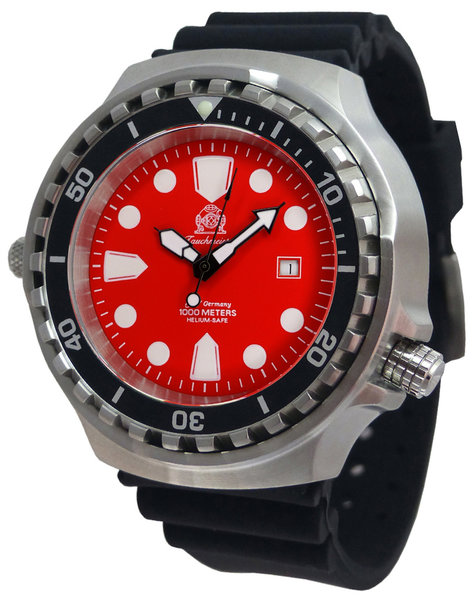 Tauchmeister Tauchmeister T0331  automatic diver watch 52 mm