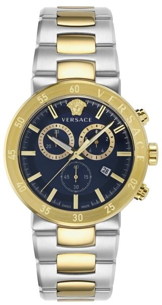 Versace Versace VEPY00720  Urban Mystique mens watch 43 mm