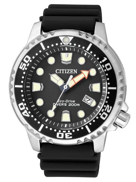 Citizen BN0150-10E duikhorloge