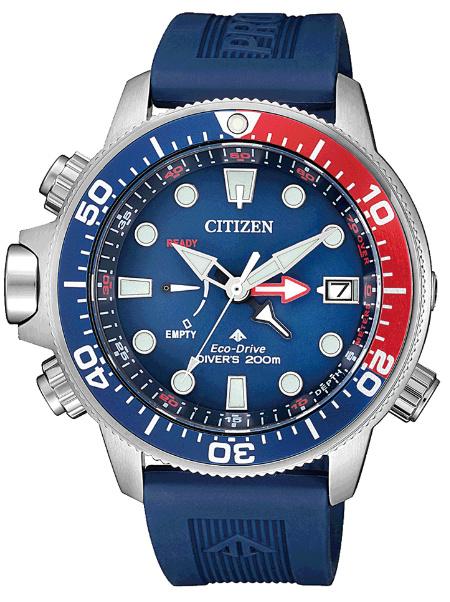 Citizen BN2038-01L duikhorloge
