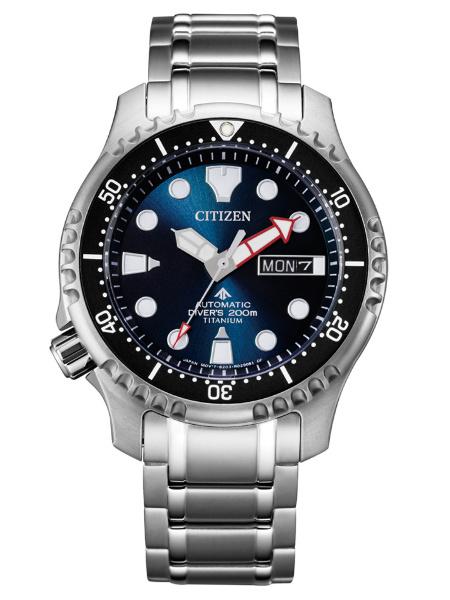Citizen NY0100-50ME duikhorloge