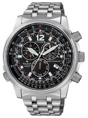 Citizen CB5850-86E Promaster Land radiogestuurd horloge