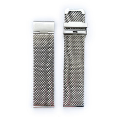 Tauchmeister Milan-24 Milanese Stahlen Uhrarmband 24mm