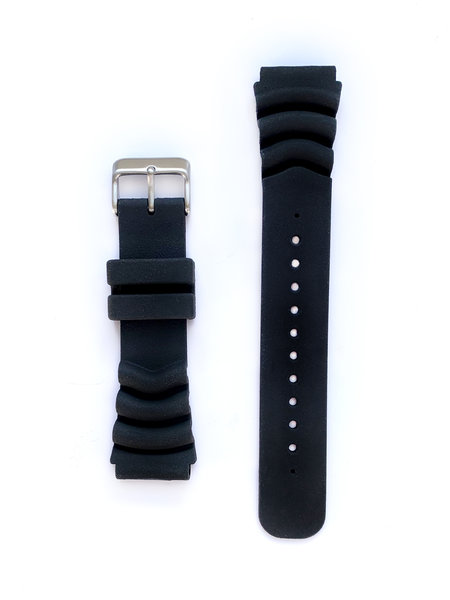 Tauchmeister Tauchmeister rubber strap 22mm S22-dive