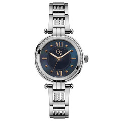 Gc Guess Collection Y56001L7MF CableBijou ladies watch