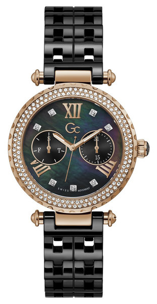 Gc Gc Guess Collection Y71007L2MF PrimeChic ladies watch 36 mm