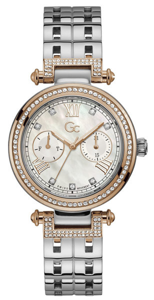 Gc Gc Guess Collection Y78003L1MF PrimeChic ladies watch 36 mm